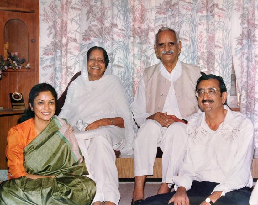 Pitaji's Family